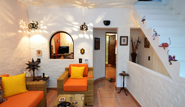 Casa Carrie Romantic Zone - Puerto Vallarta Vacation Rental 2BD 2 (27)