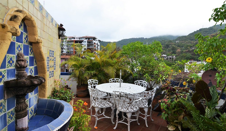 Casa Carrie Romantic Zone - Puerto Vallarta Vacation Rental 2BD 2 (5)