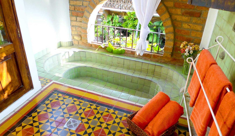 11-Baño Tapanco