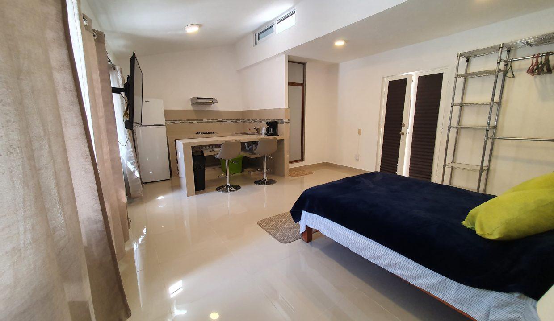 Apartment for rent Puerto Vallarta Studio Carranza (3)
