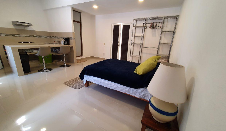 Apartment for rent Puerto Vallarta Studio Carranza (4)