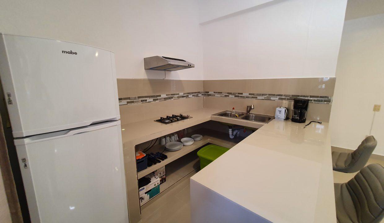 Apartment for rent Puerto Vallarta Studio Carranza (8)