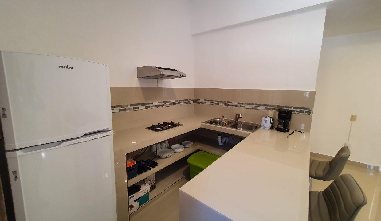 Apartment for rent Puerto Vallarta Studio Carranza (9)