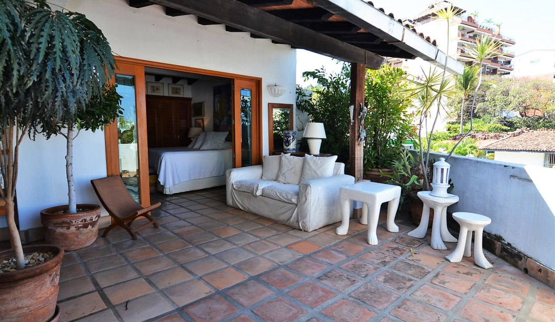 Condo Alborada PH - Amapas Romantic Zone Puerto Vallarta For Rent 1BD (14)