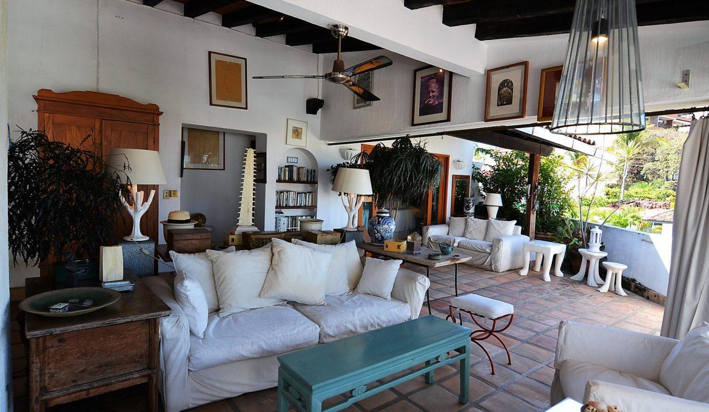 Condo Alborada PH - Amapas Romantic Zone Puerto Vallarta For Rent 1BD (16)