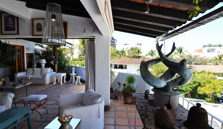 Condo Alborada PH - Amapas Romantic Zone Puerto Vallarta For Rent 1BD (17)