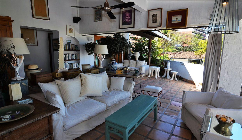 Condo Alborada PH - Amapas Romantic Zone Puerto Vallarta For Rent 1BD (19)