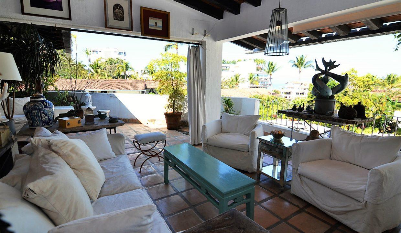 Condo Alborada PH - Amapas Romantic Zone Puerto Vallarta For Rent 1BD (23)