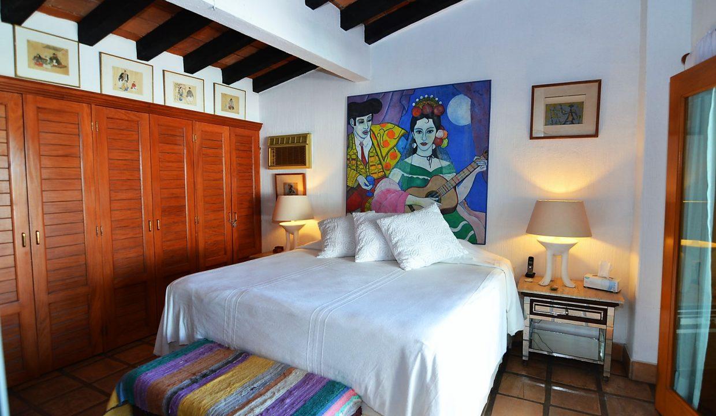 Condo Alborada PH - Amapas Romantic Zone Puerto Vallarta For Rent 1BD (4)