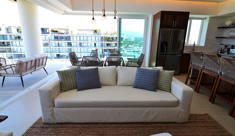 Condo VMarina B9 - 2BD 2BA Marina Vallarta Puerto Condo For Rent Luxury Furnished PVR (31)