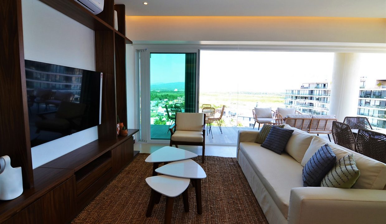 Condo VMarina B9 - 2BD 2BA Marina Vallarta Puerto Condo For Rent Luxury Furnished PVR (38)