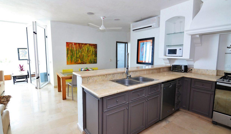 Condo Peñas de Teresa 401 - Amapas Puerto Vallarta Long Term Furnished Rental Vallarta Dream (1)