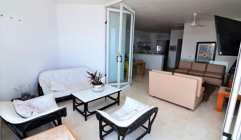 Condo Peñas de Teresa 401 - Amapas Puerto Vallarta Long Term Furnished Rental Vallarta Dream (15)