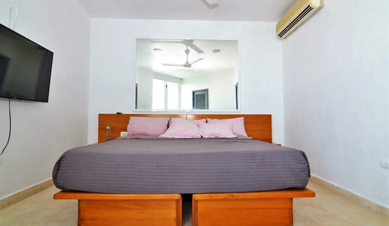 Condo Peñas de Teresa 401 - Amapas Puerto Vallarta Long Term Furnished Rental Vallarta Dream (29)