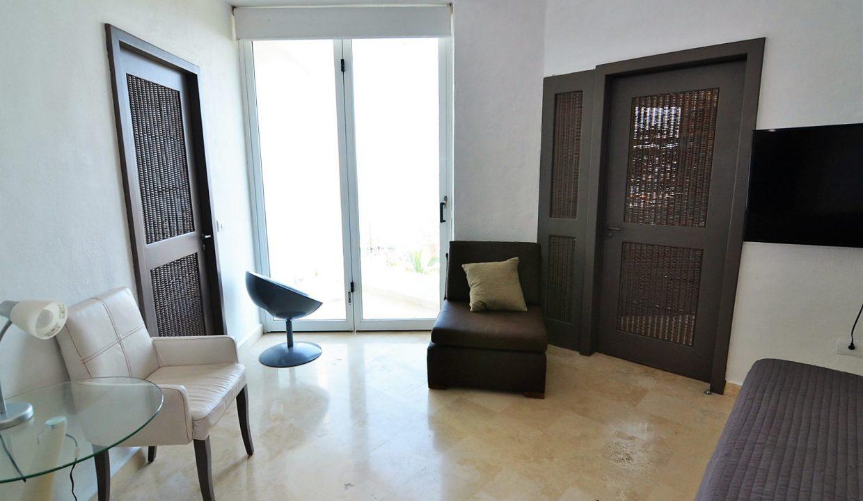 Condo Peñas de Teresa 401 - Amapas Puerto Vallarta Long Term Furnished Rental Vallarta Dream (40)