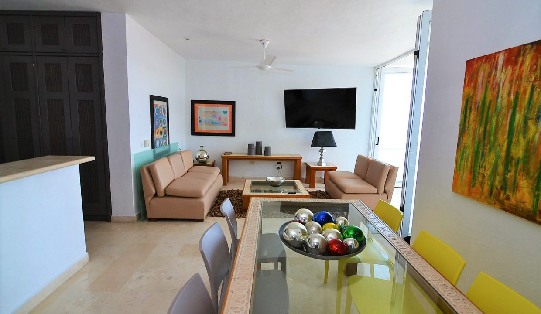 Condo Peñas de Teresa 401 - Amapas Puerto Vallarta Long Term Furnished Rental Vallarta Dream (48)