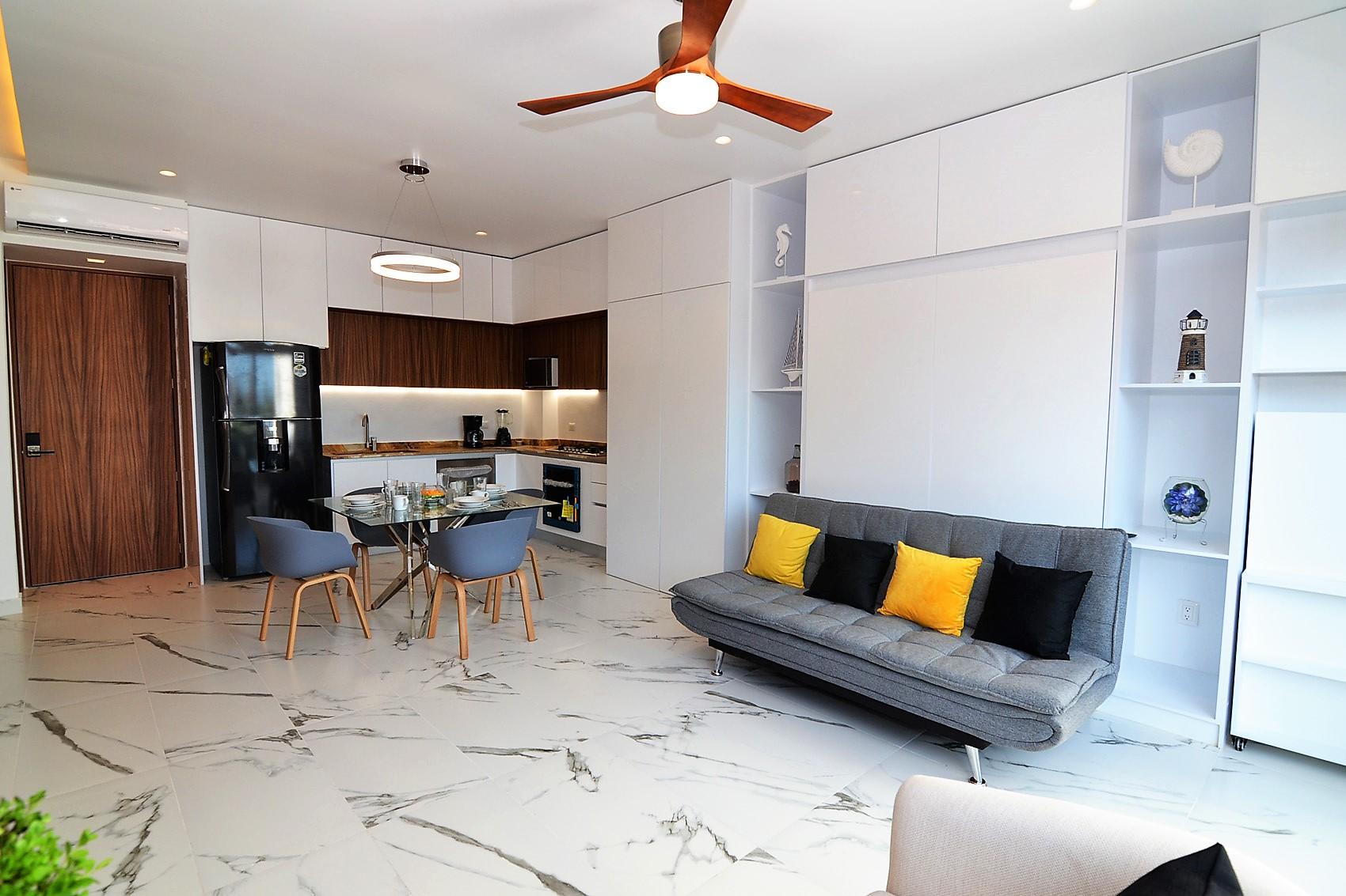 Condo Avida Super Studio 4 - Puerto Vallarta Furnished Condo Romantic Zone (11)