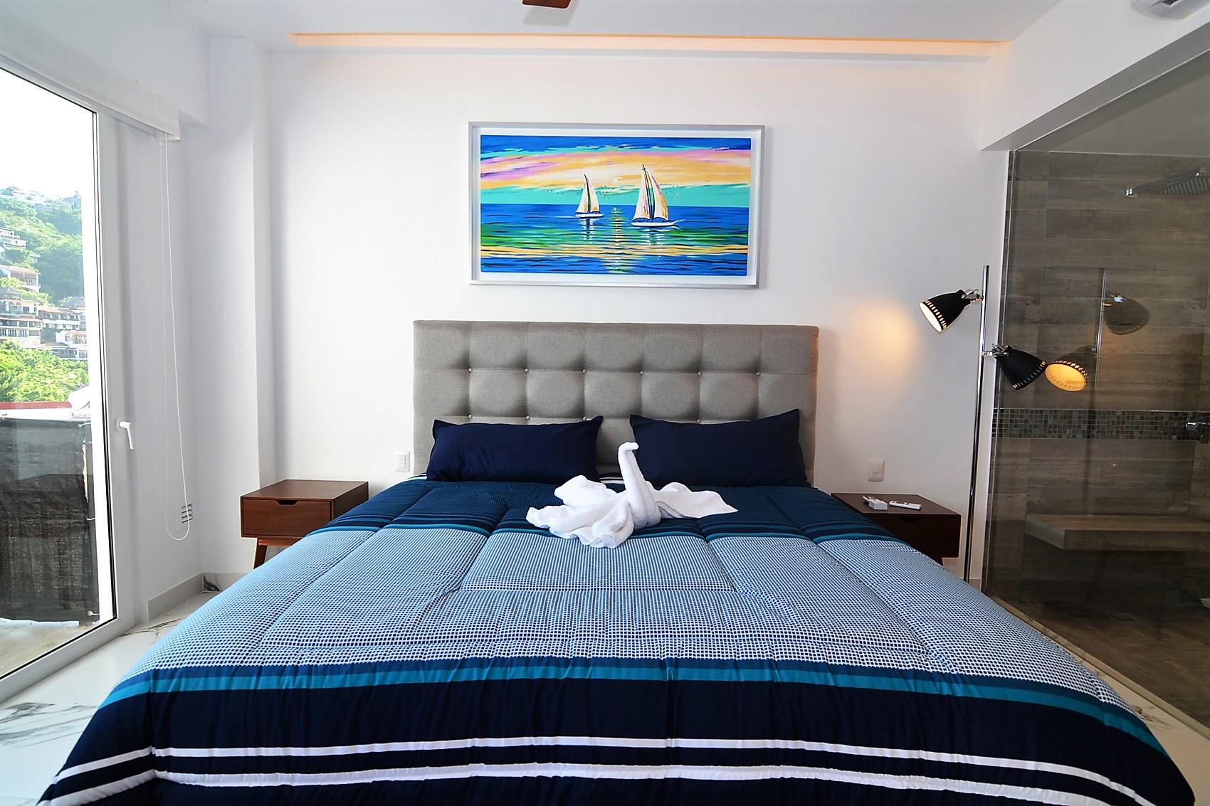 Condo Avida Super Studio 4 - Puerto Vallarta Furnished Condo Romantic Zone (19)