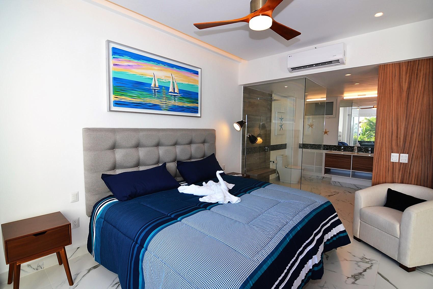 Condo Avida Super Studio 4 - Puerto Vallarta Furnished Condo Romantic Zone (20)