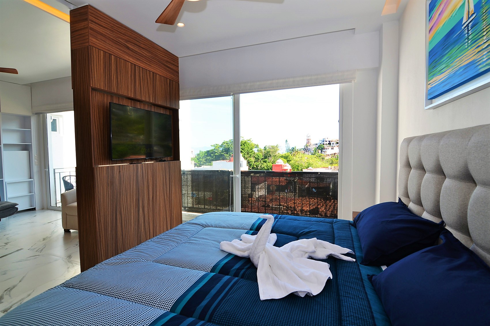 Condo Avida Super Studio 4 - Puerto Vallarta Furnished Condo Romantic Zone (27)