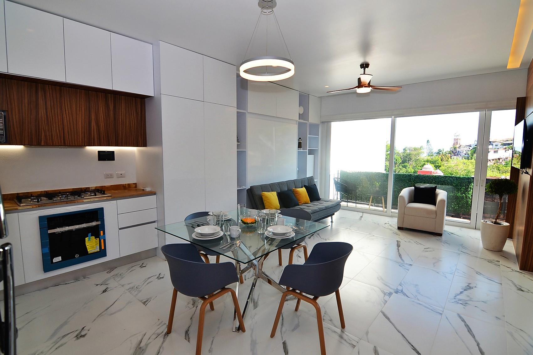 Condo Avida Super Studio 4 - Puerto Vallarta Furnished Condo Romantic Zone (3)
