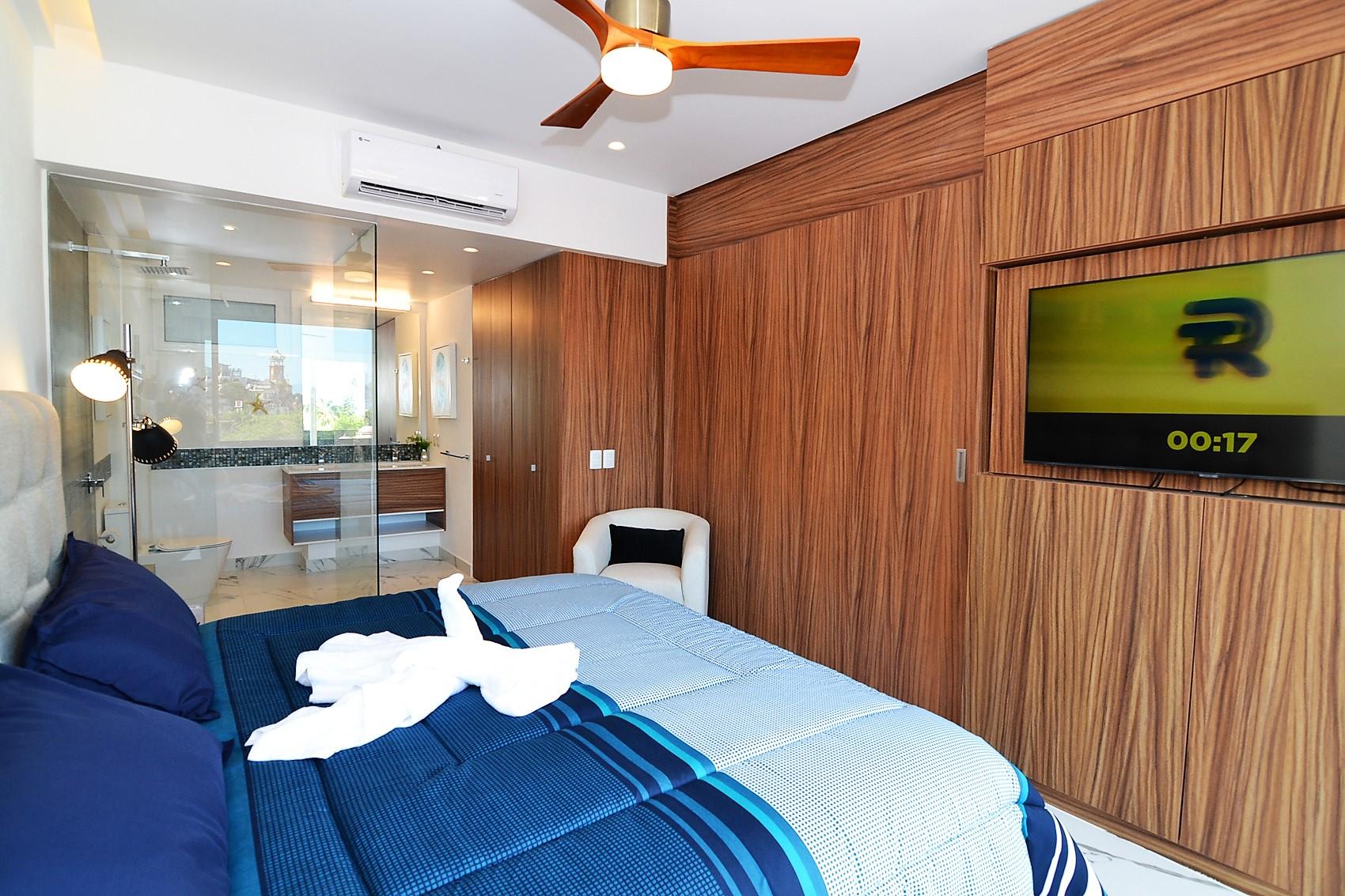 Condo Avida Super Studio 4 - Puerto Vallarta Furnished Condo Romantic Zone (35)