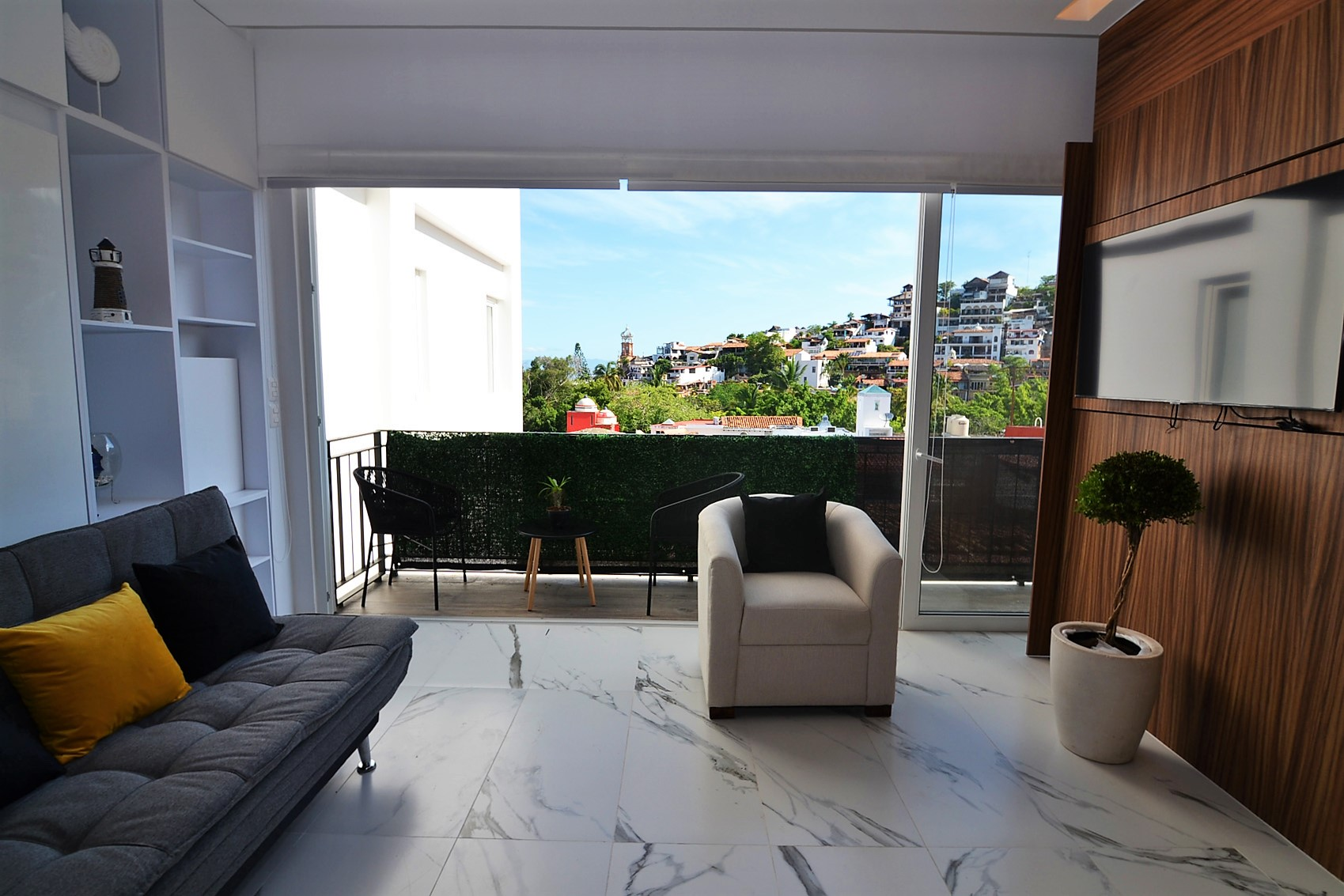 Condo Avida Super Studio 4 - Puerto Vallarta Furnished Condo Romantic Zone (46)