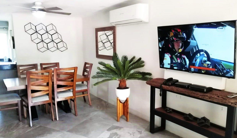 Condo Villas del Country - Marina Vallarta 3BD 2.5BA Furnished (12)