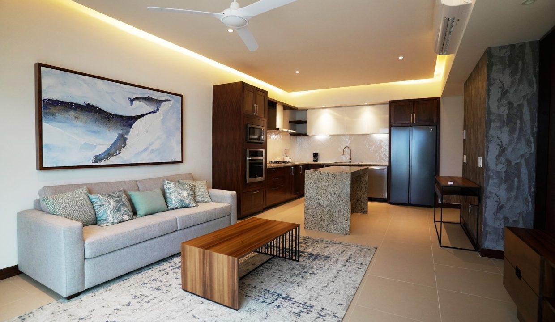 Condo V Marina 5 - 1BD 2BA Furnished Marina Vallarta For Rent (15)